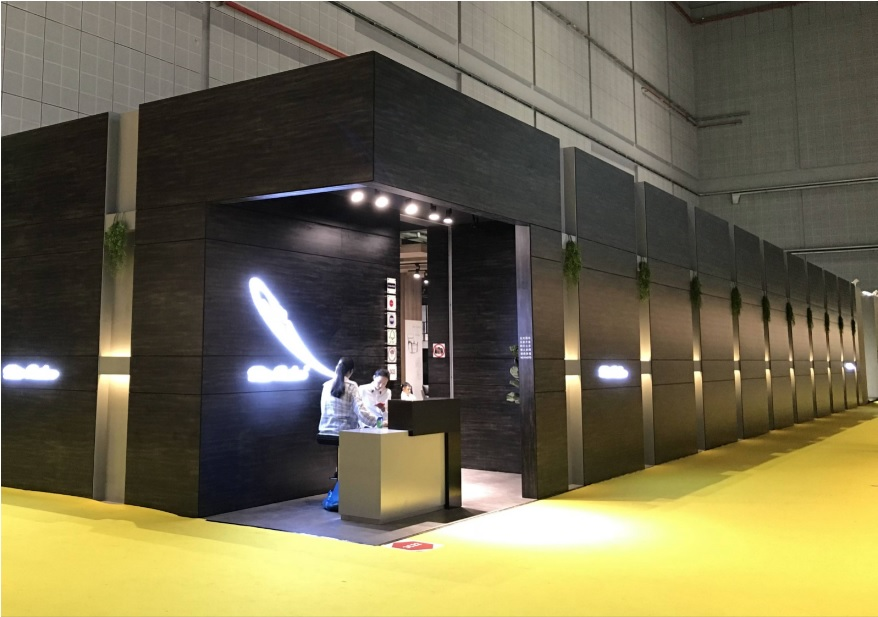 2018 : CIFF SHANGHAI 2018 (Hall 3 Booth No. C22)