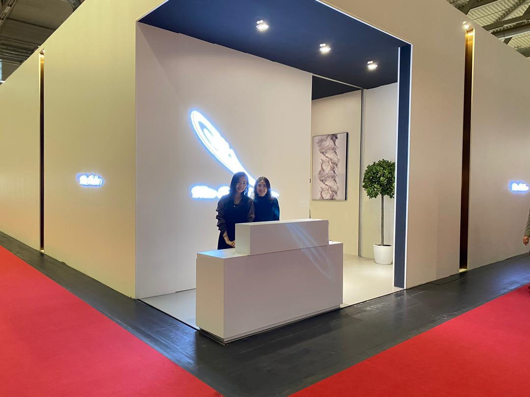 2020 : IMM COLOGNE 2020 (HALL 6 BOOTH NO.A038 B039)